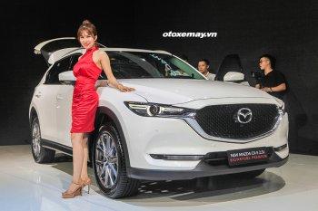 Mazda giảm giá hàng loạt cuối tháng 4