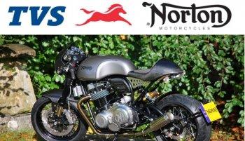 Thương hiệu môtô đình đám Anh Quốc-Norton Motorcycles chính thức thuộc về TVS Motor Ấn Độ