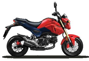 Honda MSX phiên bản mới ra mắt, giá từ 49,99 triệu đồng