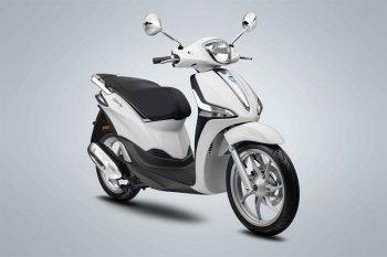 Piaggio ra mắt Liberty 50cc tại Việt Nam, giá 39,9 triệu đồng
