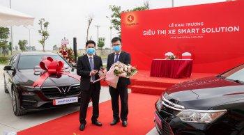 Khách hàng Việt có thể đổi xe cũ lấy xe VinFast