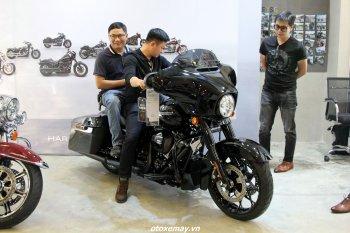 Khám phá Harley dòng Lướt Phố bản đặc biệt 2020 về Việt Nam