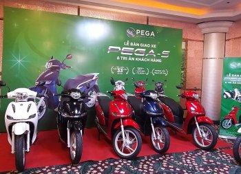 Pega đổi tên xe điện và chính thức bàn giao xe tới tay khách hàng
