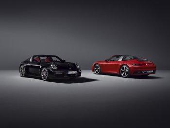 Porsche ra mắt 911 Targa 4 và 4S thanh lịch, đẳng cấp