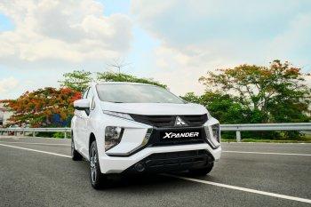 Mitsubishi Xpander 2020 phiên bản số sàn có giá 555 triệu đồng