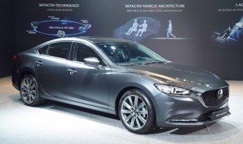 THACO ra mắt New Mazda6 2020, giá bán chưa công bố