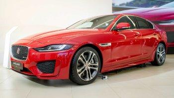 Chi tiết Jaguar XE và Land Rover Discovery Sport giá từ 2,6 tỷ đồng vừa ra mắt tại Việt Nam