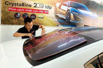 Chuyên gia 3M và Bridgestone chia sẻ bí quyết chọn phim cách nhiệt và lốp xe