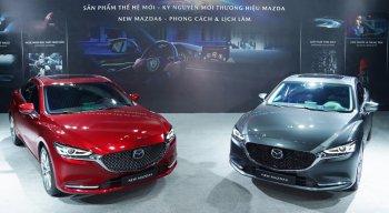 New Mazda6 2020 THACO vừa chính thức công bố giá 889 triệu đến 1,049 tỷ đồng