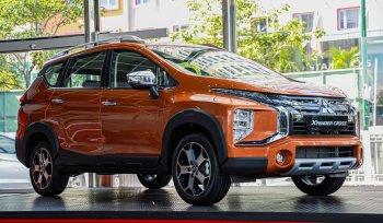 Chi tiết Mitsubishi Xpander Cross 2020 giá 670 triệu đồng tại Việt Nam