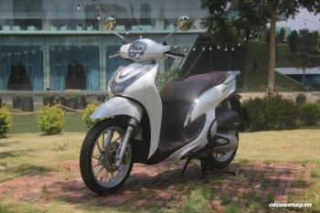 Honda Việt Nam giới thiệu SH Mode 125cc thế hệ mới