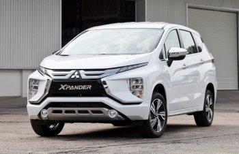 Ra mắt Mitsubishi Xpander lắp ráp trong nước giá 630 triệu đồng