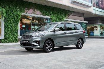 Khó khăn tứ bề, Suzuki Ertiga ưu đãi 40 triệu đồng kiếm khách hàng