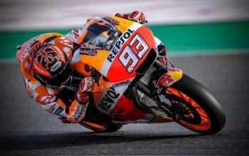 Đương kim vô địch Marc Marquez gãy tay nghiêm trọng trong chặng đua mở màn MotoGP 2020
