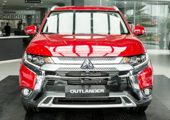Chi tiết Mitsubishi Outlander 2020 bản cao cấp nhất giá 1,058 tỷ đồng