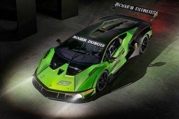 """Lamborghini Essenza SCV12 2020: """"Siêu bò"""" cho cảm giác lái siêu đỉnh trên đường đua"""