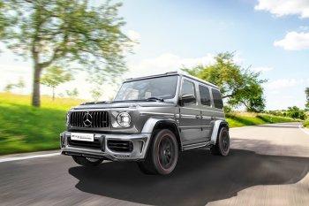 Độ tăng mã lực cho xe SUV mạnh hàng đầu thế giới Mercedes-AMG G63