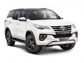 Toyota Fortuner TRD 2020 biến thể Limited Edition ở Ấn Độ, giá tầm 1 tỷ đồng