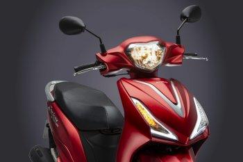 Ra mắt xe tay ga 50cc Kymco Candy Hermosa và Like giá từ 23,5 triệu đồng