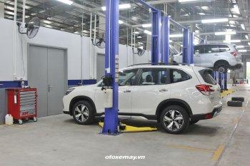 Subaru Việt Nam chốt cách khắc phục hiện tượng sáng đèn báo kiểm tra động cơ