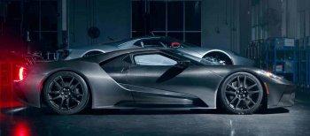 Ford sắp ra mắt phiên bản đặc biệt của huyền thoại GT?