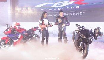 Biker Việt kỳ cựu hướng dẫn tận dụng ưu điểm trên Honda CBR1000RR-R Fireblade 2020