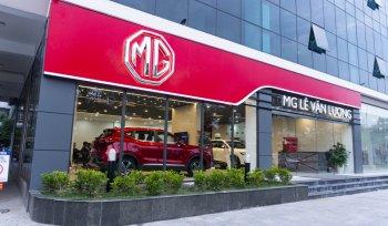 Thương hiệu ô tô MG tăng cường chăm sóc khách hàng Việt