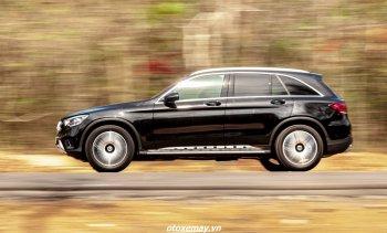 Mercedes-Benz GLC 200 4MATIC 2020 đột phá cùng giá bán 2 tỷ đồng