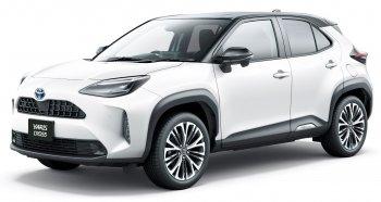 Chi tiết SUV cỡ nhỏ Toyota Yaris Cross 2021 giá khởi điểm 395 triệu đồng tại Nhật Bản