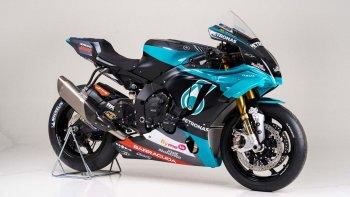 Yamaha YZF- R1 phiên bản giới hạn Petronas SRT giá bán 1,3 tỷ đồng