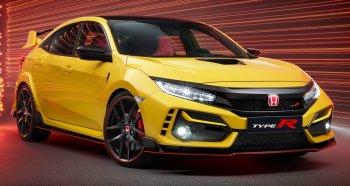 Sắp chính thức ra mắt Honda Civic Type R 2021 bản giới hạn, giá hơn 1 tỷ đồng