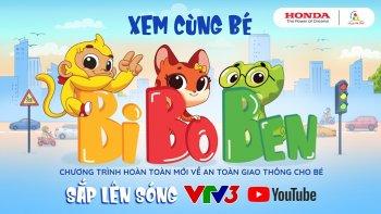 """""""Tôi yêu Việt Nam"""" phiên bản mới """"Vui giao thông""""  dành cho trẻ thơ"""