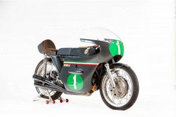 Xe đua cổ Benelli 1964 bán đấu giá hơn 4 tỷ đồng