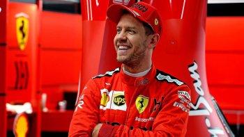 Tay đua Sebastian Vettel chuyển sang thi đấu cho Aston Martin từ mùa giải F1 2021