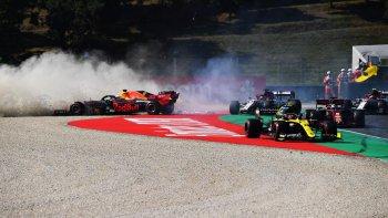Chặng 9 mùa giải F1 2020: Nhiều bất ngờ xảy ra tại Tuscan GP