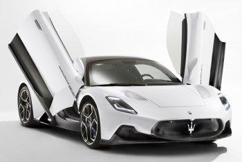 Khám phá siêu xe thể thao Maserati MC20 2020 nhận đặt hàng tại Việt Nam từ tháng 9