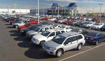 Ôtô nhập khẩu tháng 8 tăng mạnh cả về lượng lẫn giá trị
