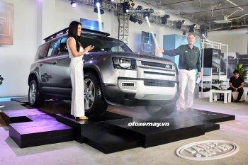 Những đặc điểm nổi bật của Land Rover Defender 2020 ra mắt tại Việt Nam