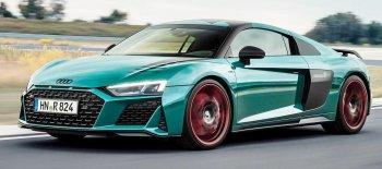 """Vẻ đẹp khó cưỡng của Audi R8 bản đặc biệt """"Green Hell Edition"""""""