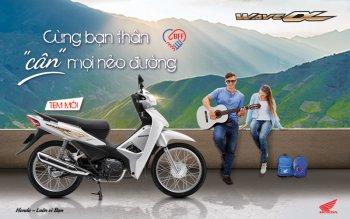 """Xe máy """"sinh viên"""" Honda Wave Alpha 2020 phiên bản nâng cấp ra mắt thị trường Việt Nam"""