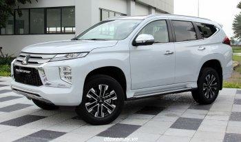 Bản cao cấp nhất Mitsubishi Pajero Sport 2020 giá 1,345 tỷ đồng có gì?