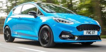 Ford Fiesta ST Edition 2021 phiên bản giới hạn 500 chiếc, giá 800 triệu đồng