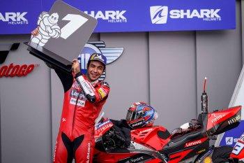Chặng 9 mùa giải MotoGP 2020: Danilo Petrucci giành chiến thắng tại GP Pháp bất chấp thời tiết xấu