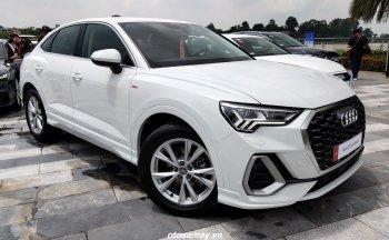 """Đến Việt Nam với giá hơn 2 tỷ đồng, Audi Q3 Sportback 2020 """"chất chơi"""" ra sao?"""