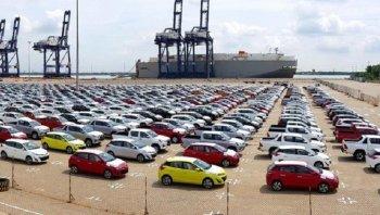 Ôtô nhập khẩu tháng 9 tiếp đà tăng mạnh, nhiều nhất năm 2020