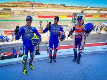 Chặng 10 mùa giải MotoGP 2020: Khi các tay đua Tây Ban Nha lên ngôi