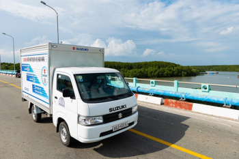 """Suzuki thực hiện """"cách mạng"""" hậu mãi tung ưa đãi đặc biệt cho xe tải nhẹ"""