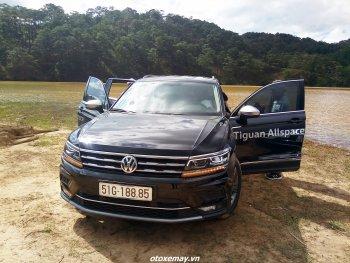 Vì sao SUV Volkswagen Tiguan Allspace là bạn đồng hành đáng giá?