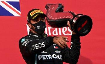 Chặng 13 mùa giải F1 2020: Lewis Hamilton băng băng tiến thẳng đến chức vô địch
