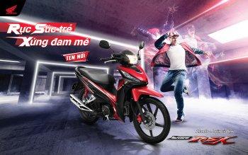 Honda Wave RSX FI 110 phiên bản mới chính thức ra mắt tại Việt Nam